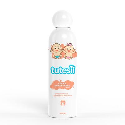 crema hidratante para bebés
