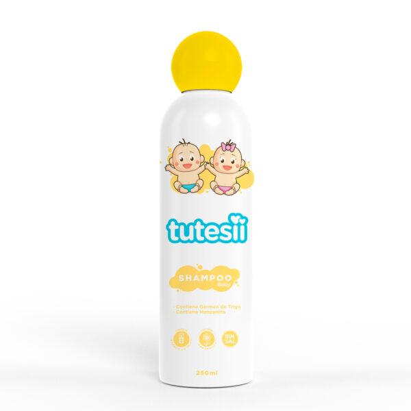 shampoo baby